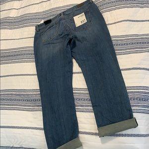 Kut from the Kloth Pants - Kut from the Kloth boyfriend petite jeans
